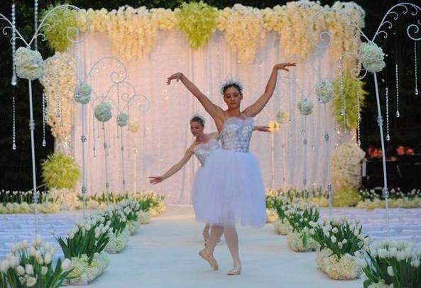 Организация эксклюзивной свадьбы в СПб