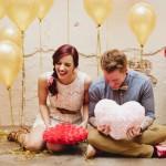 Органзация помолвки, романтическое предложение руки и сердца