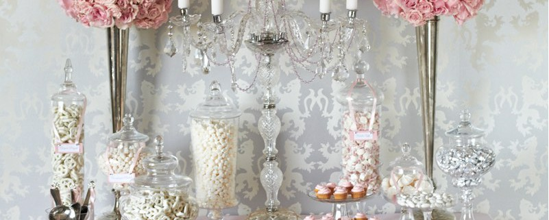 Кэнди-бар или сладкий уголок на Вашей свадьбе