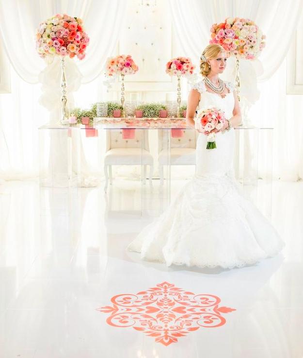 Оформление свадьбы под ключ в СПб