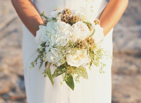 Нежный букет для невесты