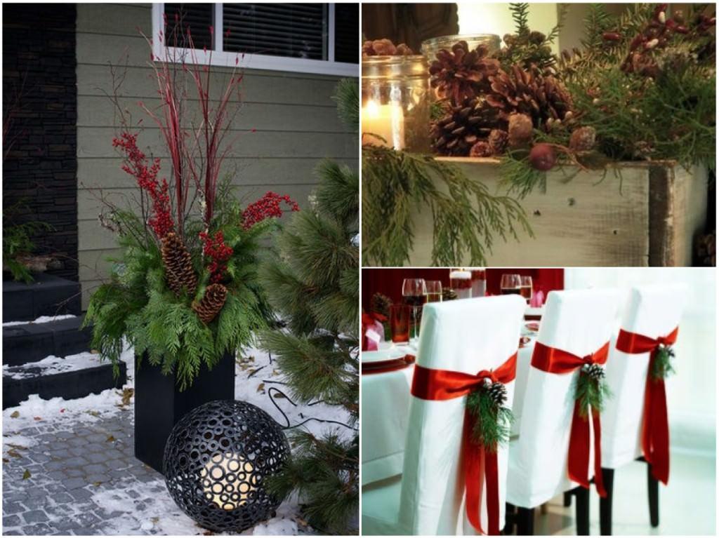 Стильный новогодний декор вашего дома