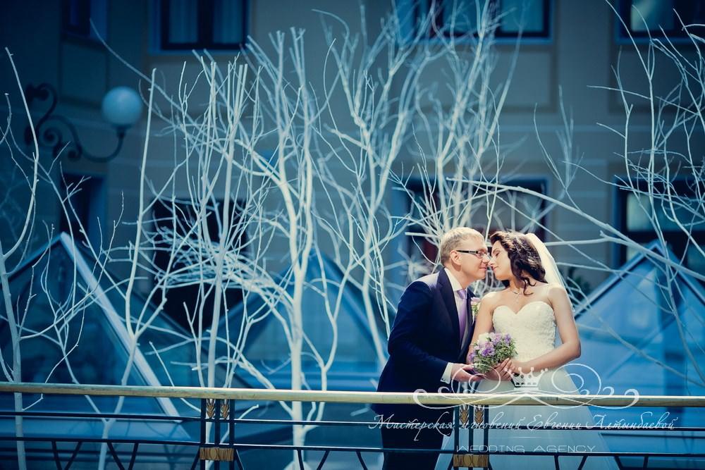 Где пофотографироваться  на свадебной прогулки