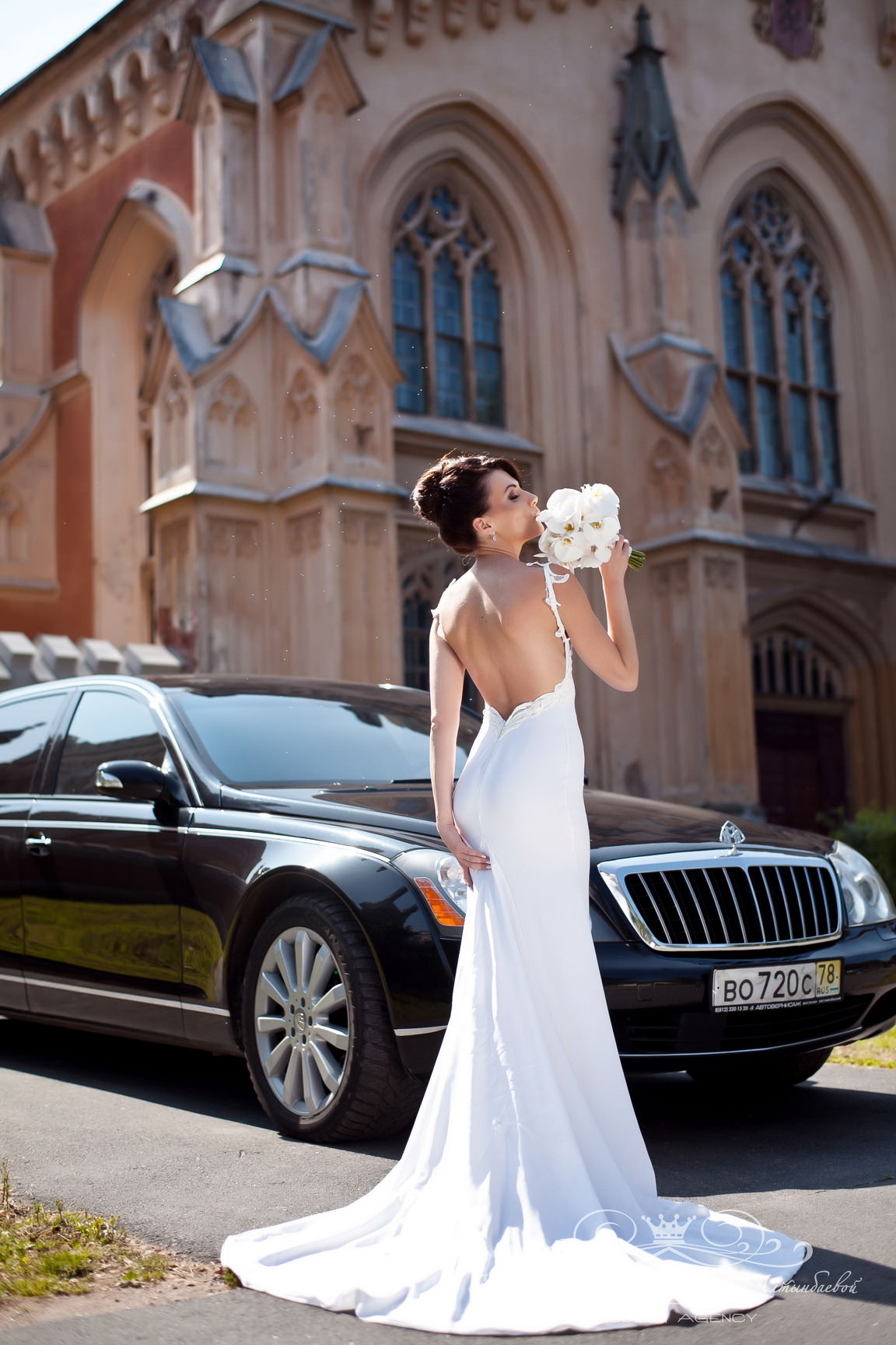 Идеальный образ невесты