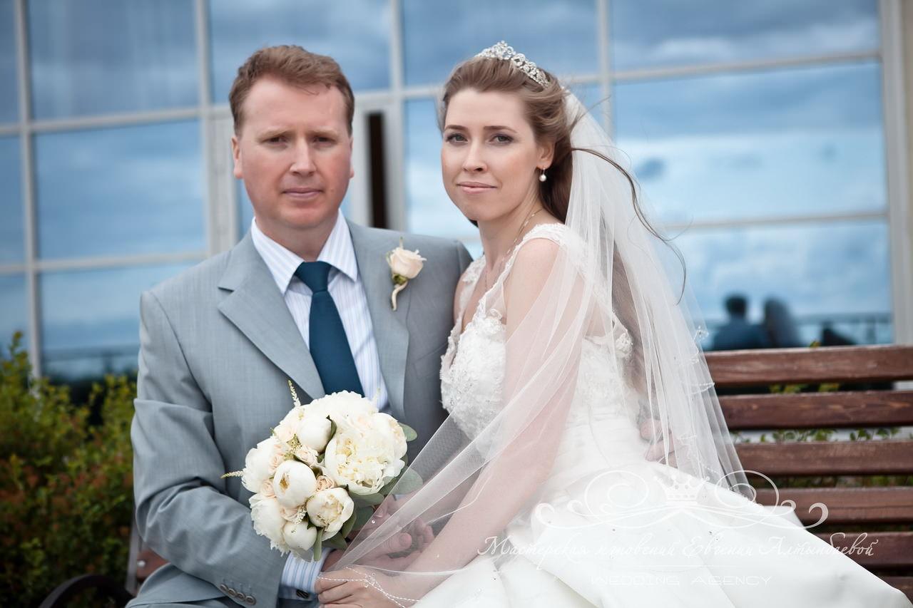 Классические образ жениха и невесты
