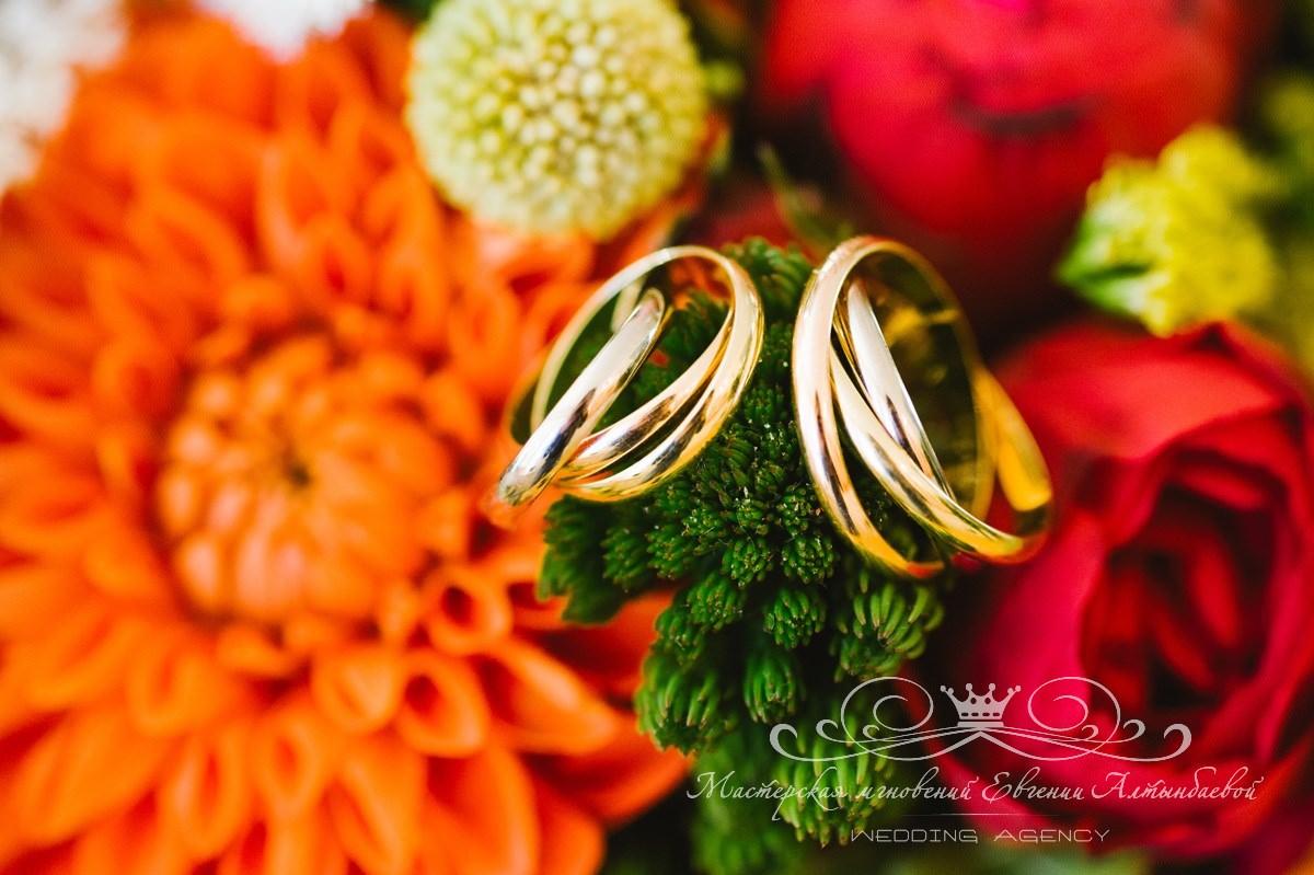 Малиновый цвет свадьбы