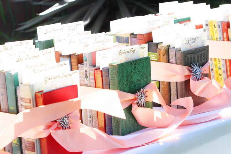 Идеи для книжной свадьбы