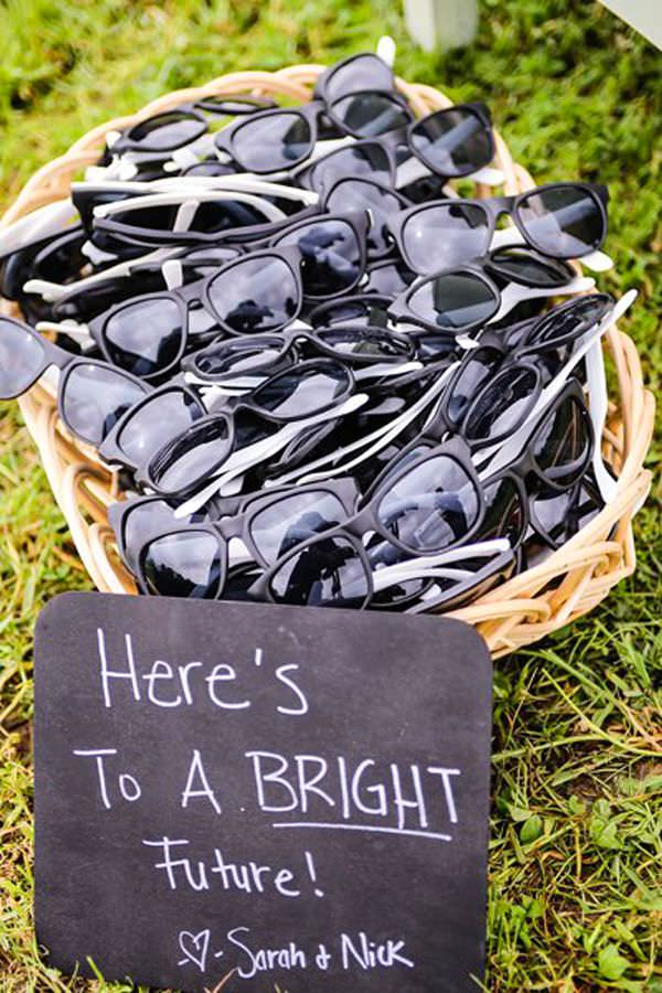 Идеи для свадебных бонбоньерок
