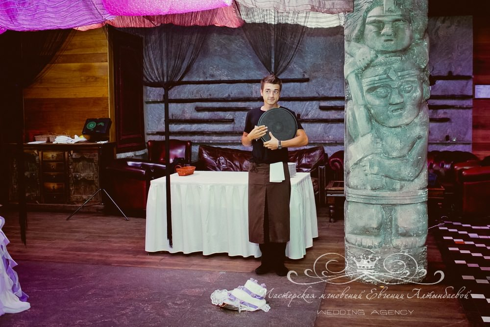 Розыгрыш гостей на свадьбе