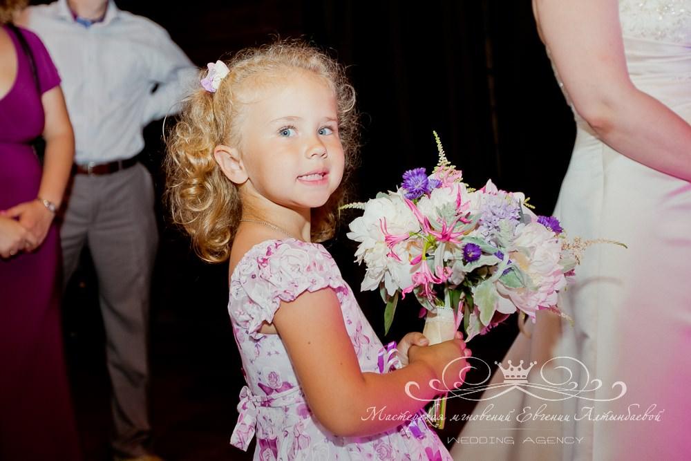 Сказочный букет невесты