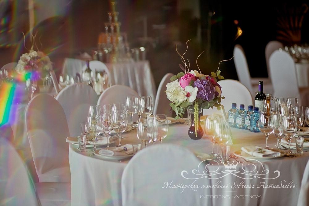 Стильное оформление свадьбы в Лесной Рапсодии