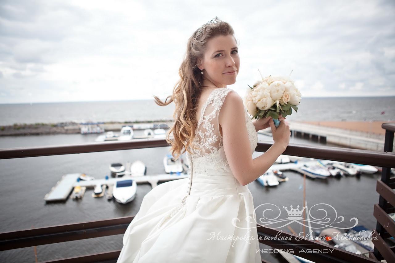 Свадьба в яхт-клубе Терийоки