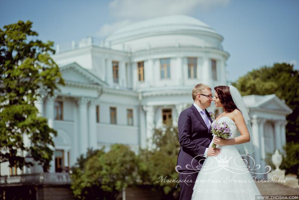 Свадебная фотосессия на крестовском