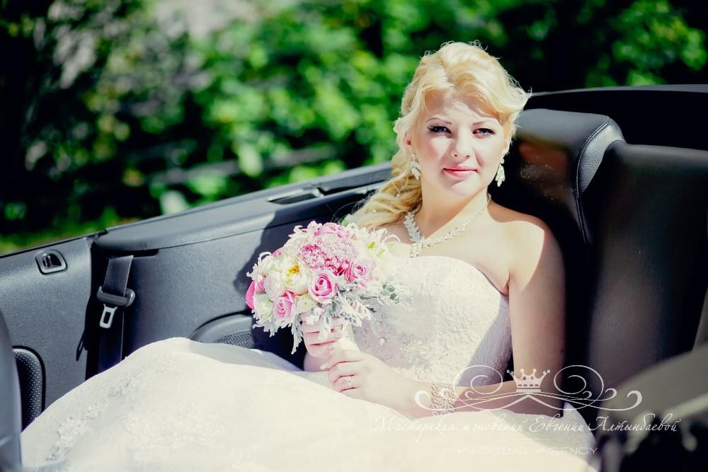 Кабриолет на свадьбу