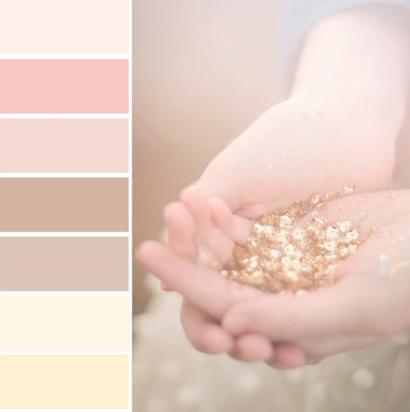 Нежная цветовая гамма свадьбы в Константиновском дворце
