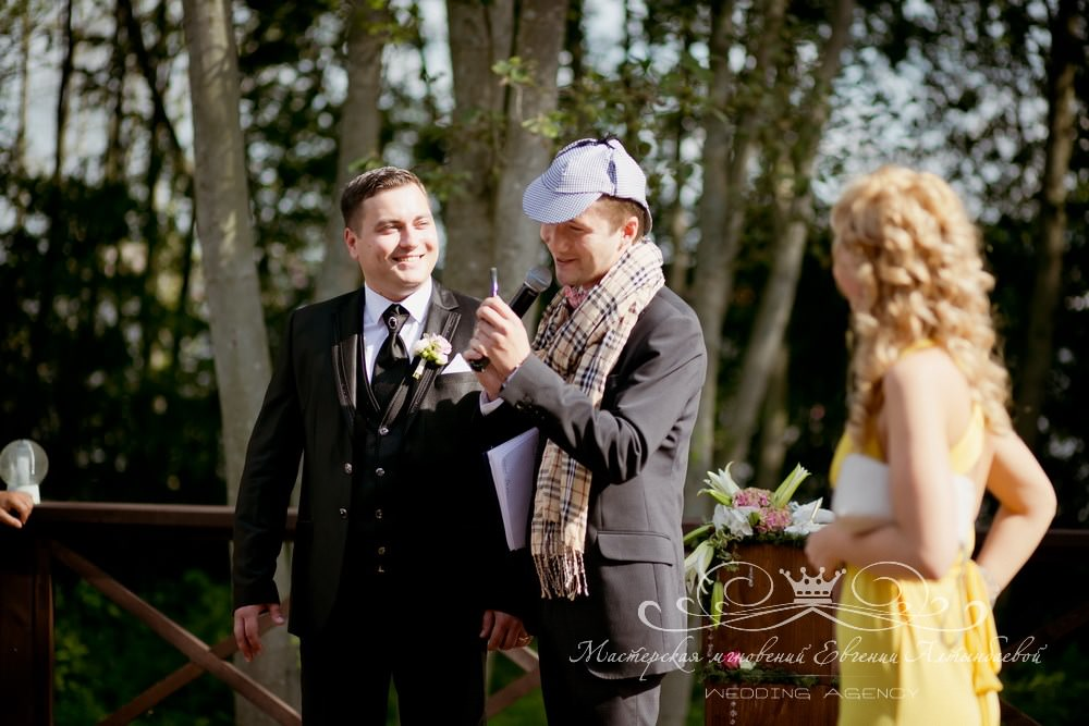 Розыгрыш жениха на свадьбе