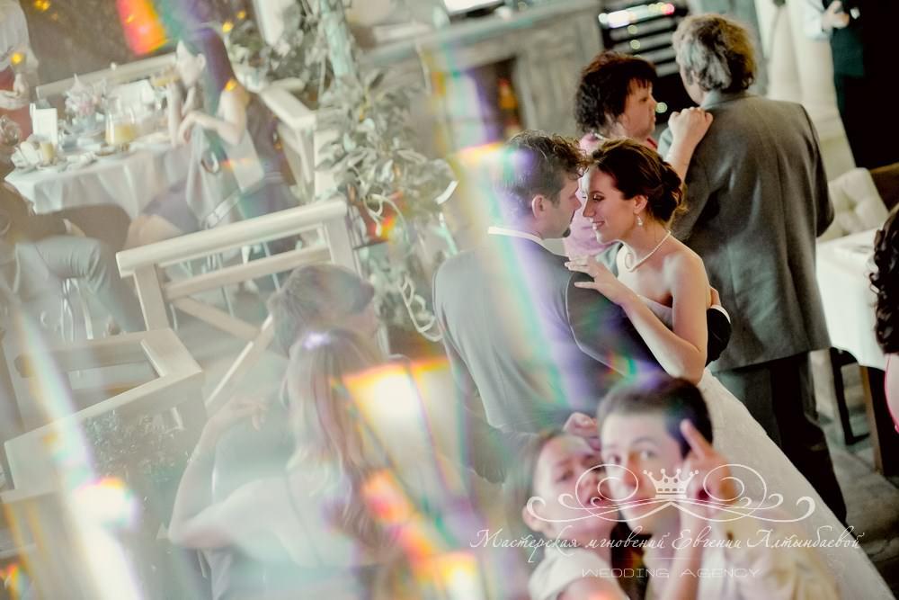Свадебный банкет на свадьбе