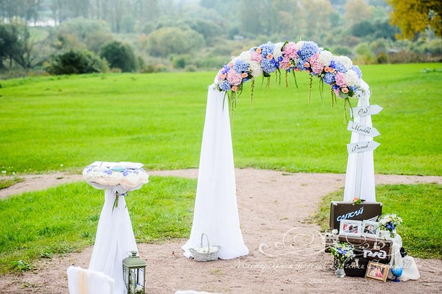 Красивая свадьба в Бельведере