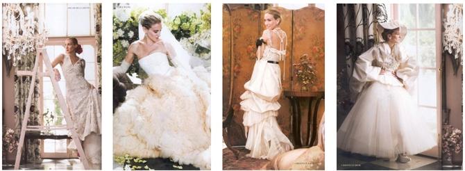 Идеи для создания стильного образа невесты
