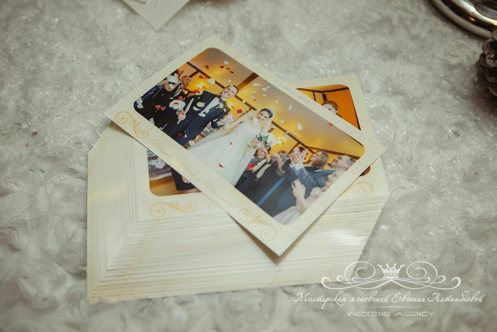 моментальное фото на свадьбе