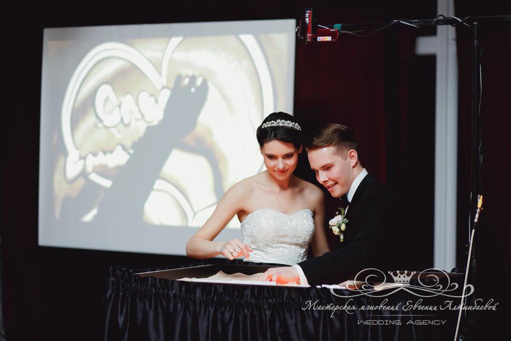 организация свадьбы под ключ в Петербурге