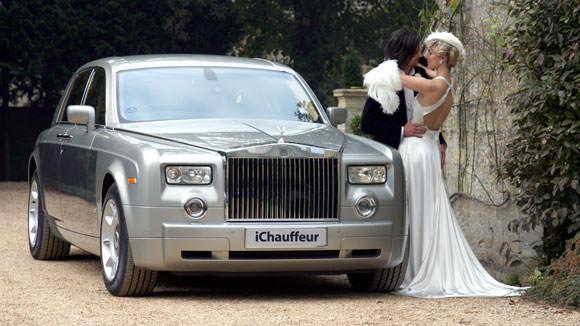 rolls-roys на свадьбу в спб