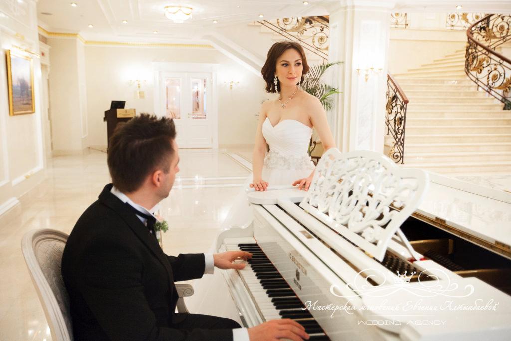 Места для проведения свадебной фотосессии