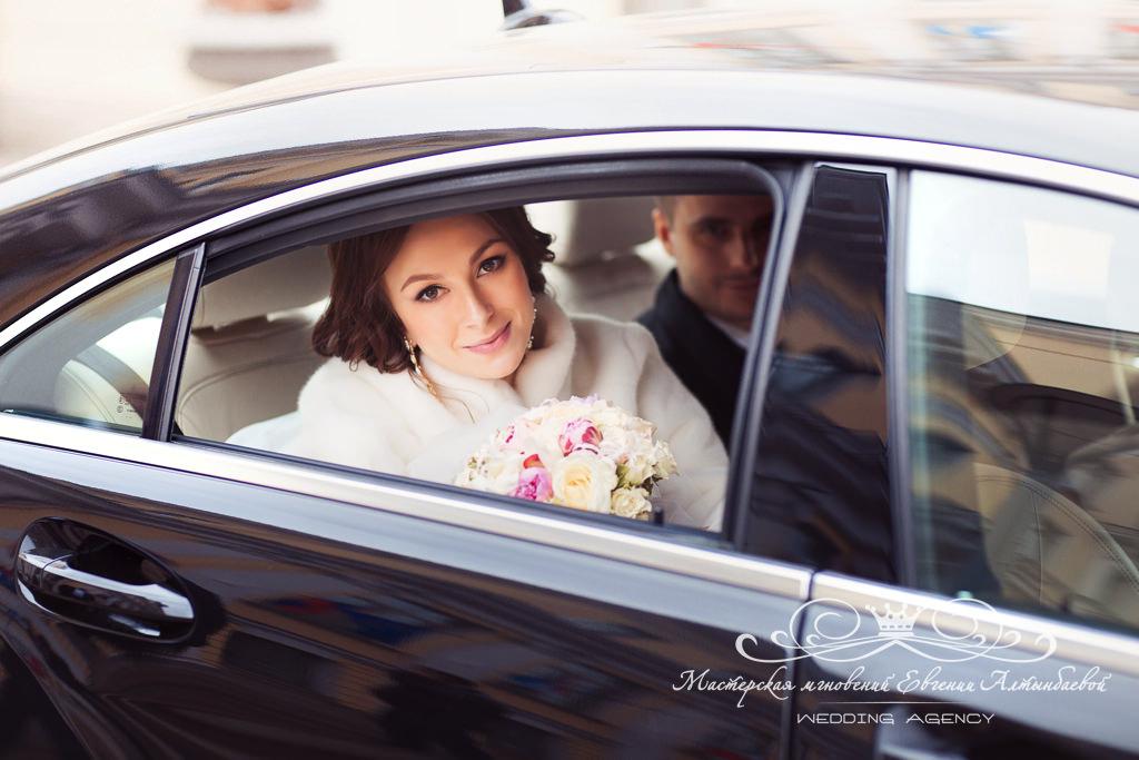 Представительское авто на свадьбу