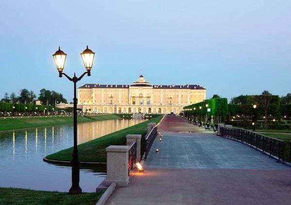 Организация свадьбы на Петровском острове Дворца Конгрессов