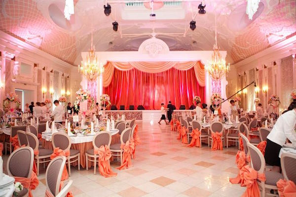 Розовый зал Летнего дворца