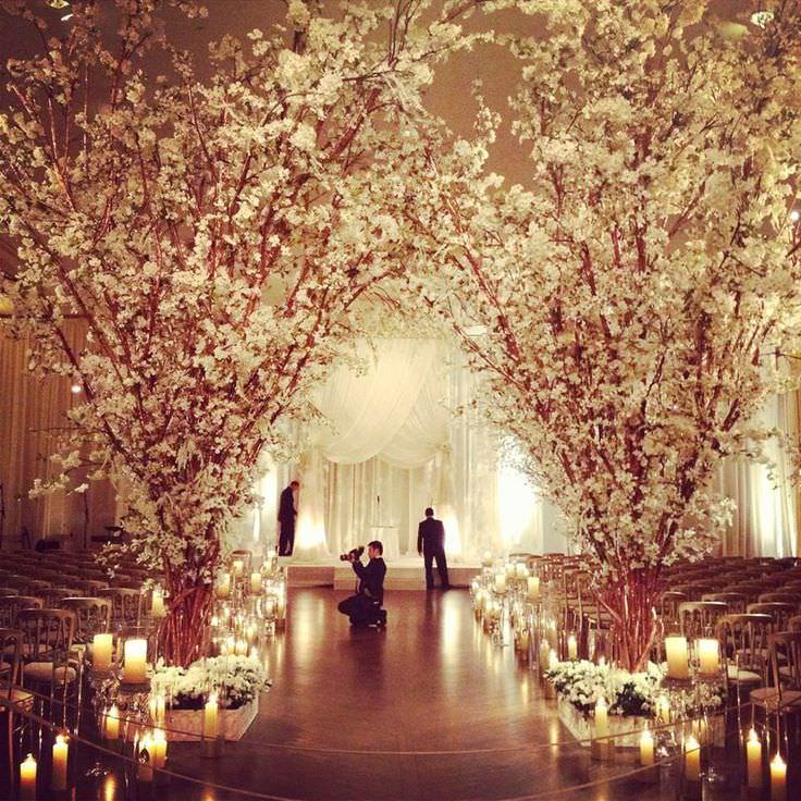 Свадебный декор премиум-класса