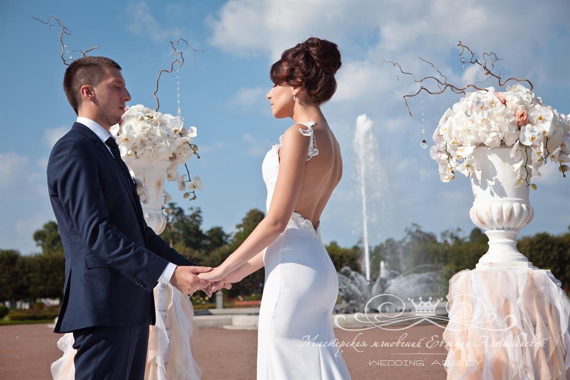 Произнесение клятв на свадьбе