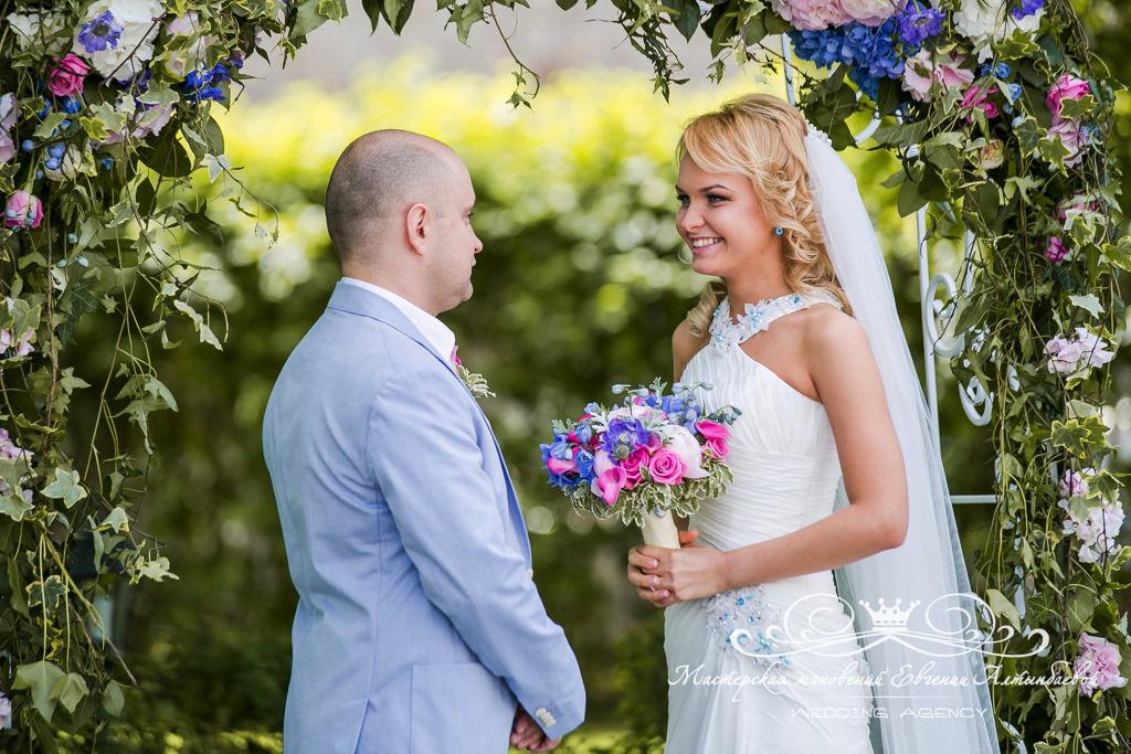 Свадьба для двоих в Петербурге
