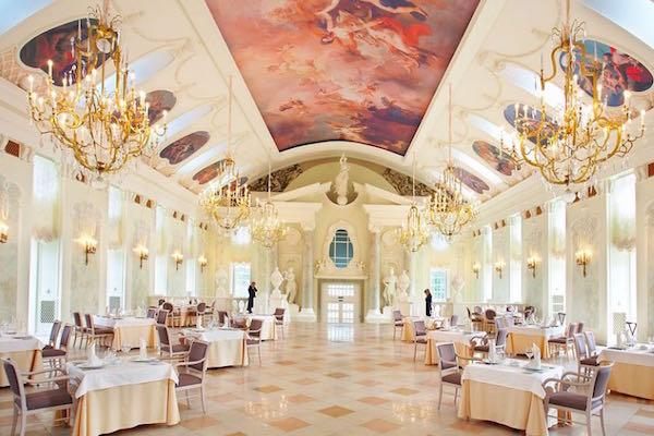 Живописный зал Летнего дворца