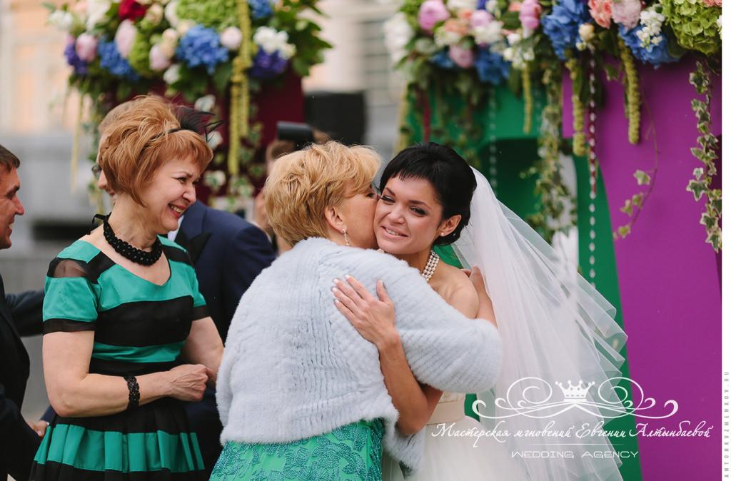 Поздравления от родителей на свадьбе