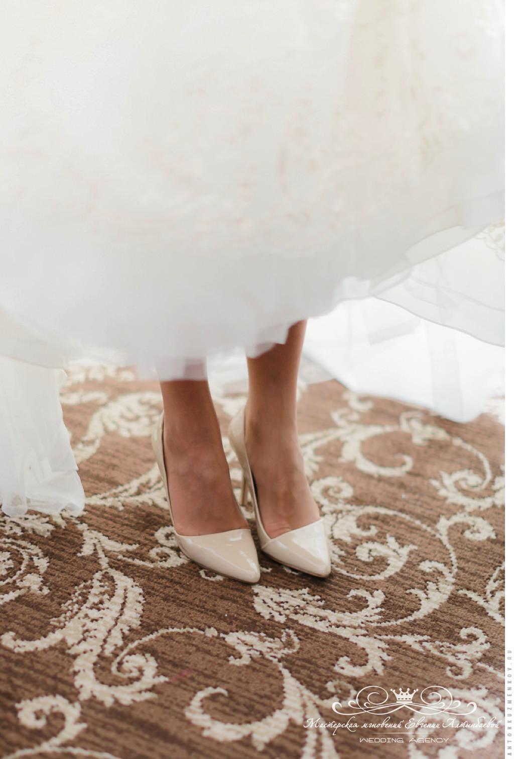 Сборы невесты в отеле Эрмитаж
