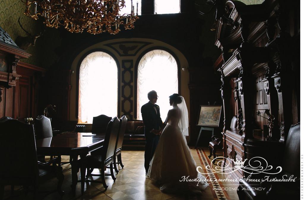 Свадебная фотосессия в доме Сан Галли (Sun Gully