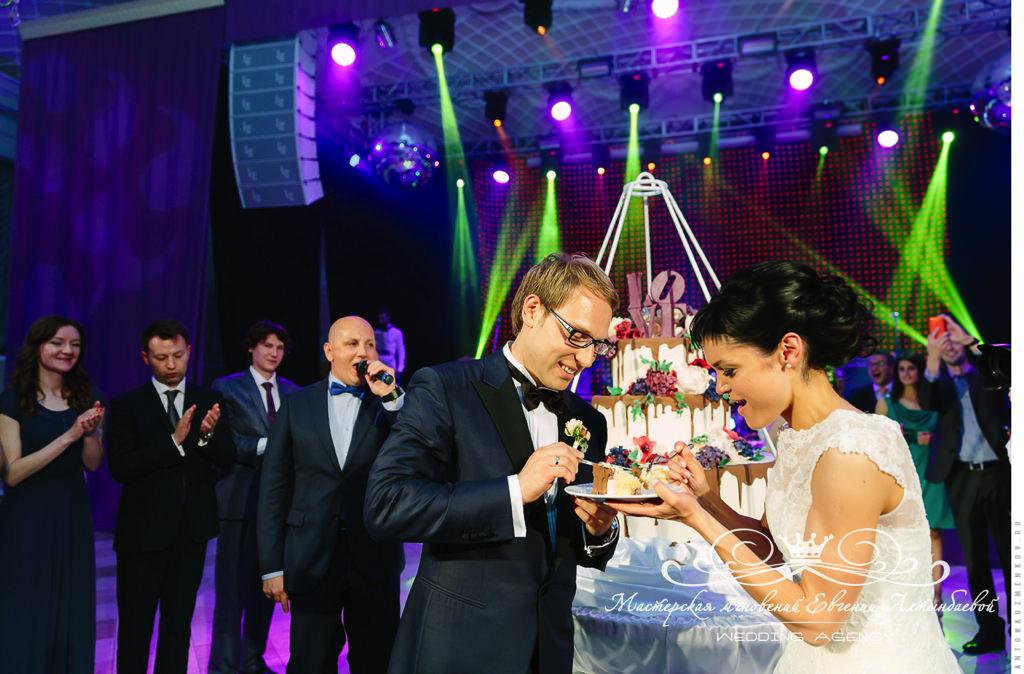Организация свадьбы в Летнем дворце