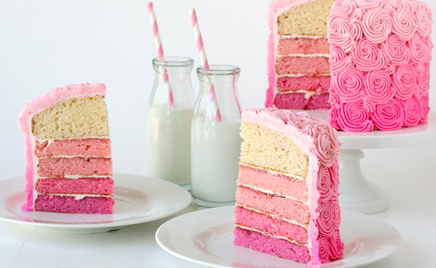 Начинки свадебного торта