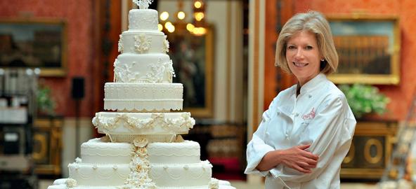 Кондитер свадебных тортов