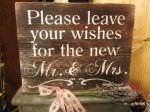 Пожелания от гостей на свадьбе.