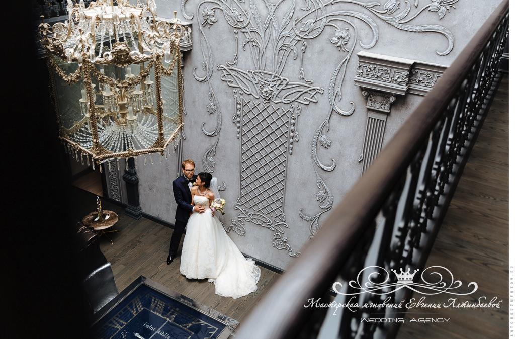 Свадебная фотосессия в Сан Галли