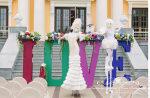 Незабываемая свадьба в Летнем дворце. Организация и декор. Взгляд из закулисья.