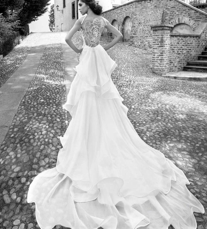 Свадебный образ для невесты 2015