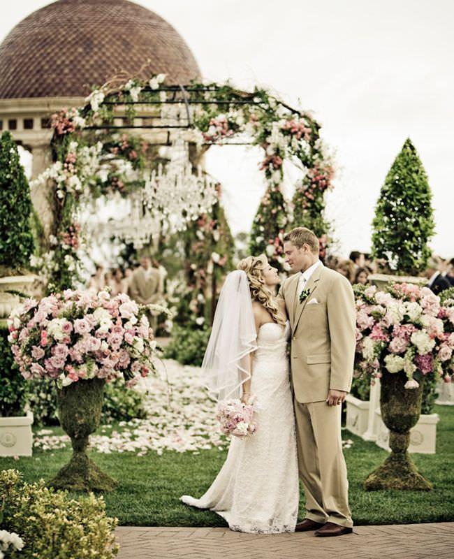 Красивые свадьбы в минске 95