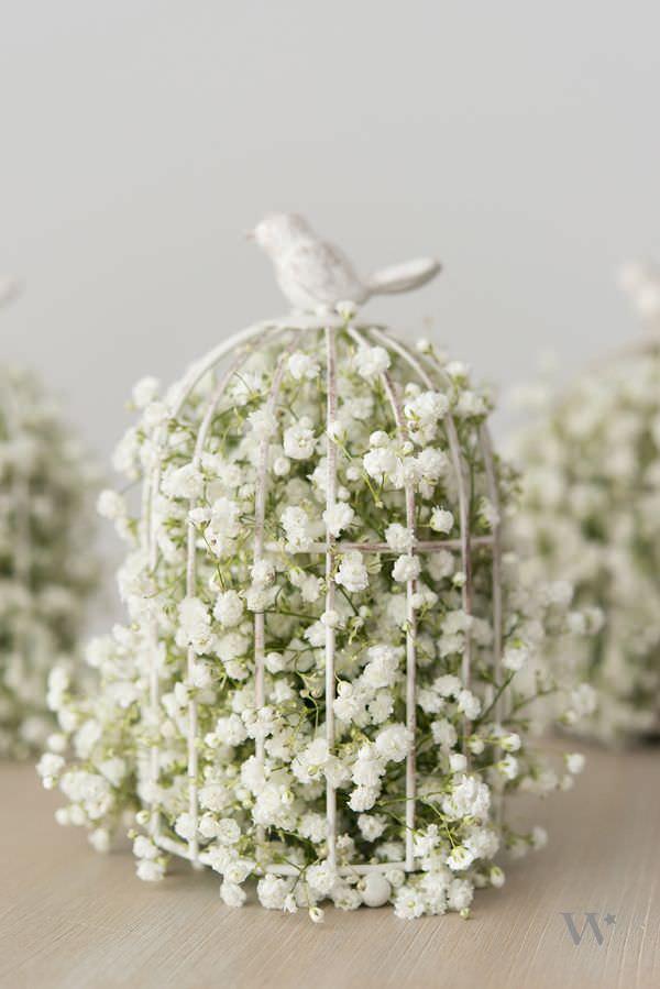 Детали оформления свадьбы весной