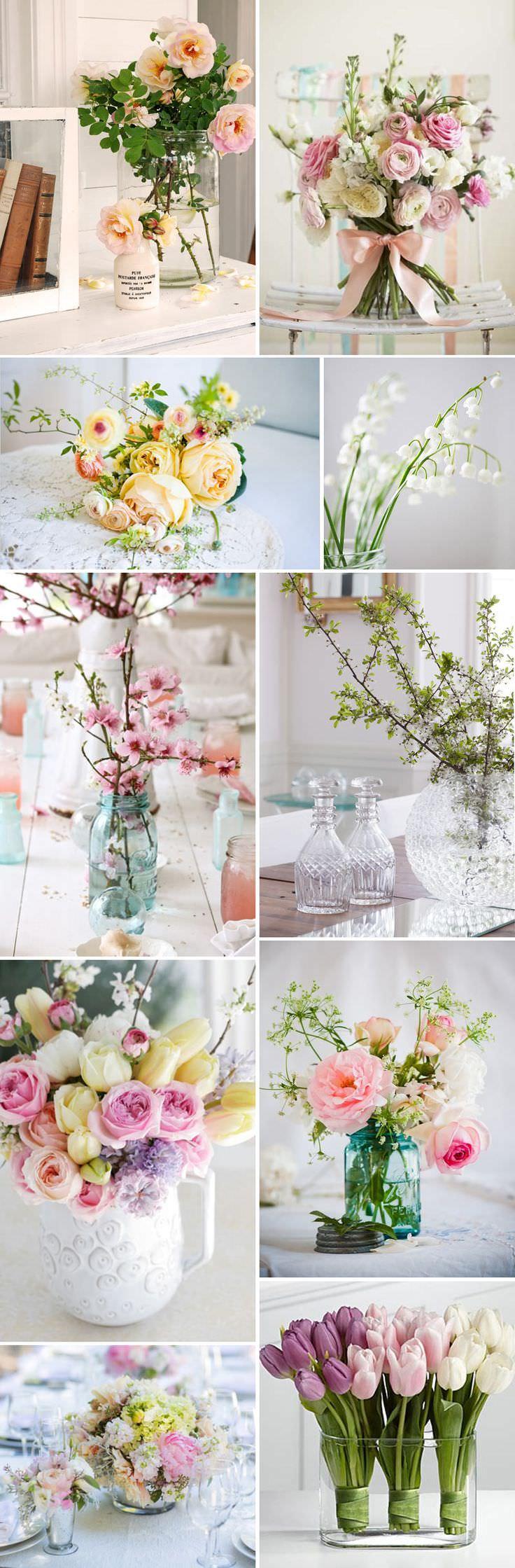 Вдохновение для свадьбы весной