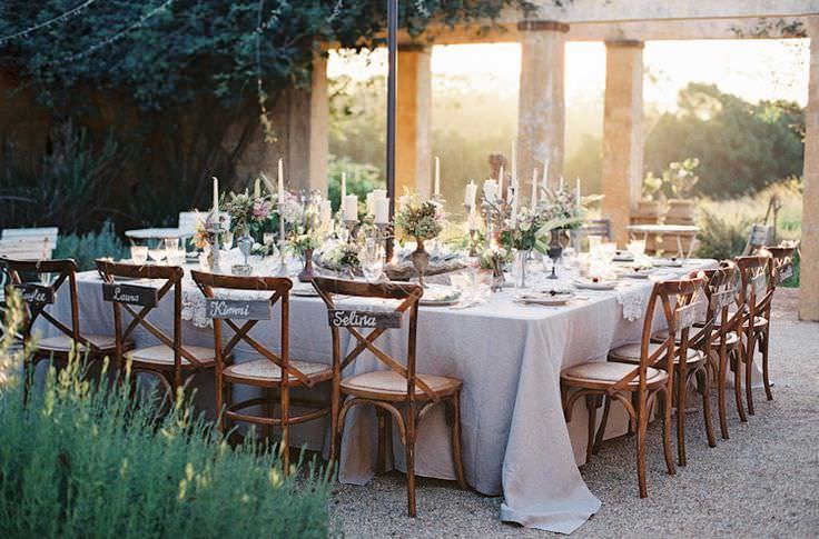 Выбор площадки для свадьбы в стиле прованс