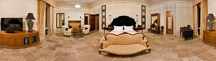 Проживание в отеле в замке БИП