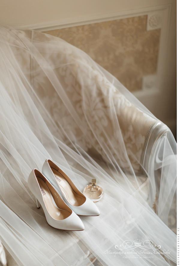Отель для сборов невесты
